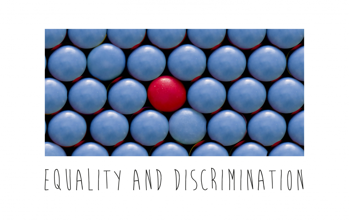 equality and discrimination